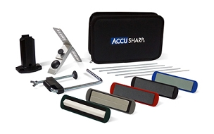 ACCUSHARP PRECISION 5 STONE KIT