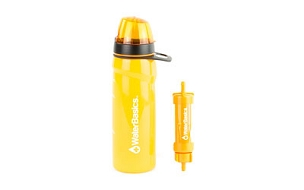 AQUAMIRA WATERBASICS FILTER BOTTLE RED