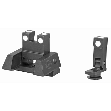 KNS SWITCH SIGHT FOR GLOCK BLACK (NEW FOR 2019)