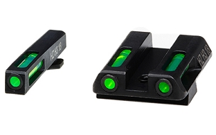 HIVIZ H3 NIGHT SIGHTS FOR GLOCK 42/43
