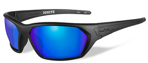 WILEY X IGNITE POLARIZED D BLUE/ BLK MATTE