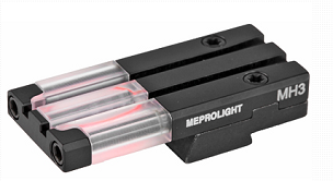 Meprolight FT  Bullseye Sight HK VP9 Red