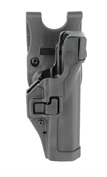 BH SERPA LEVEL 3 DUTY FOR G17 RH BLK