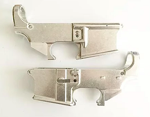 80% AR15 LOWER RECEIVER RAW