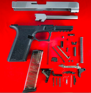 80% Complete Glock 34 Build Kit