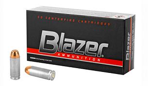 BLAZER 10MM 200GR FMJ 50RD BOX