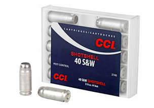 CI 40S&W #9 SHOTSHELL 10RD BOX