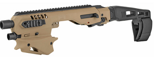 CAA MICRO CONVERSION KIT GLOCK 17 TAN
