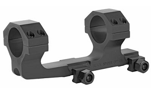 BLACK SPIDER OPTICS N1 MOUNT 30MM BLACK