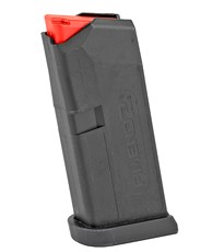 Amend2 Magazine 9MM 6Rd Black Fits Glock 43
