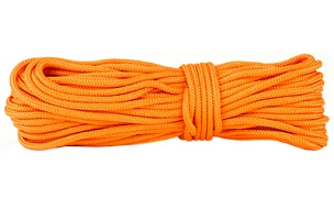 UST PARACORD 325 HANKS 50' ORG