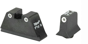 Trijicon Supressor Height Bright & Tough Night Sights