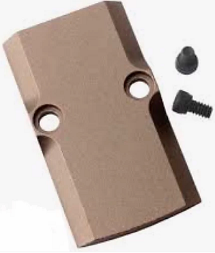RMR Cover Plate W/Screws