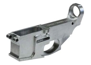 80% AR15 LOWER RECEIVER RAW NOREEN