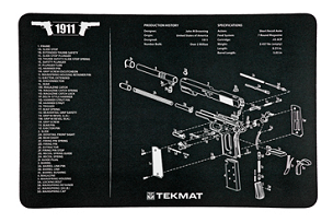 1911 TEKMAT CLEANING MAT