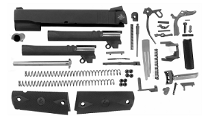 80% 1911 COMPLETE BUILDERS KIT 10MM / 40S&W