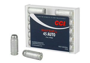 CCI 45ACP #9 SHOTSHELL 10RD BOX