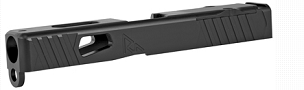 RIVAL ARMS SLIDE FOR GLOCK 19 GEN 3 A1 RMR BLACK