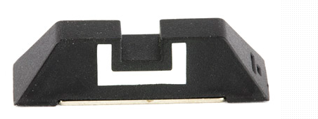 GLOCK OEM FXD REAR SIGHT 6.1MM POLY